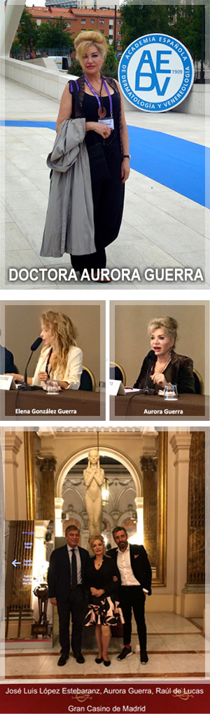 Doctora Aurora Guerra - Conferencias 2017