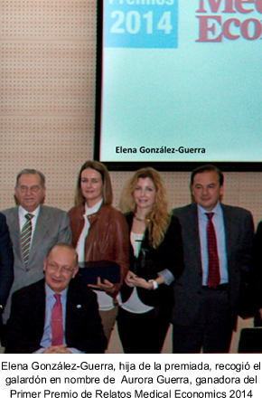 Primer Premio de Relatos Medical Economics 2014